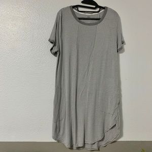 DKNY T-shirt dress Size Large